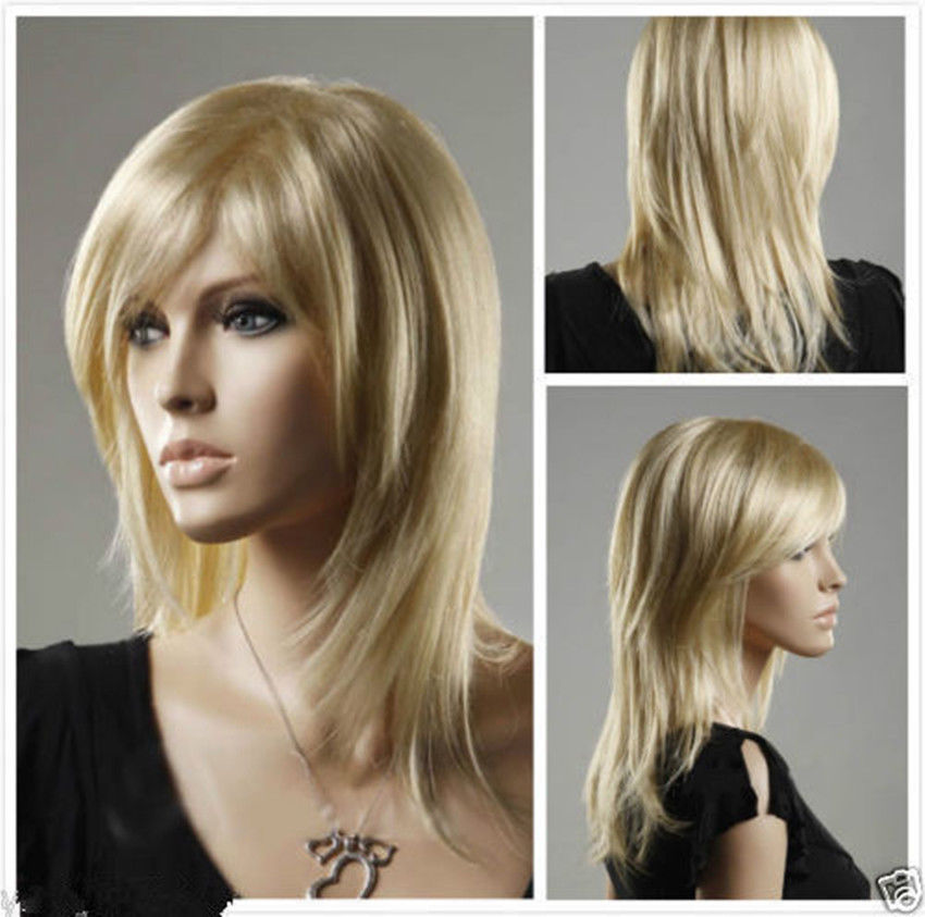 Corte de pelo desconectado mujer