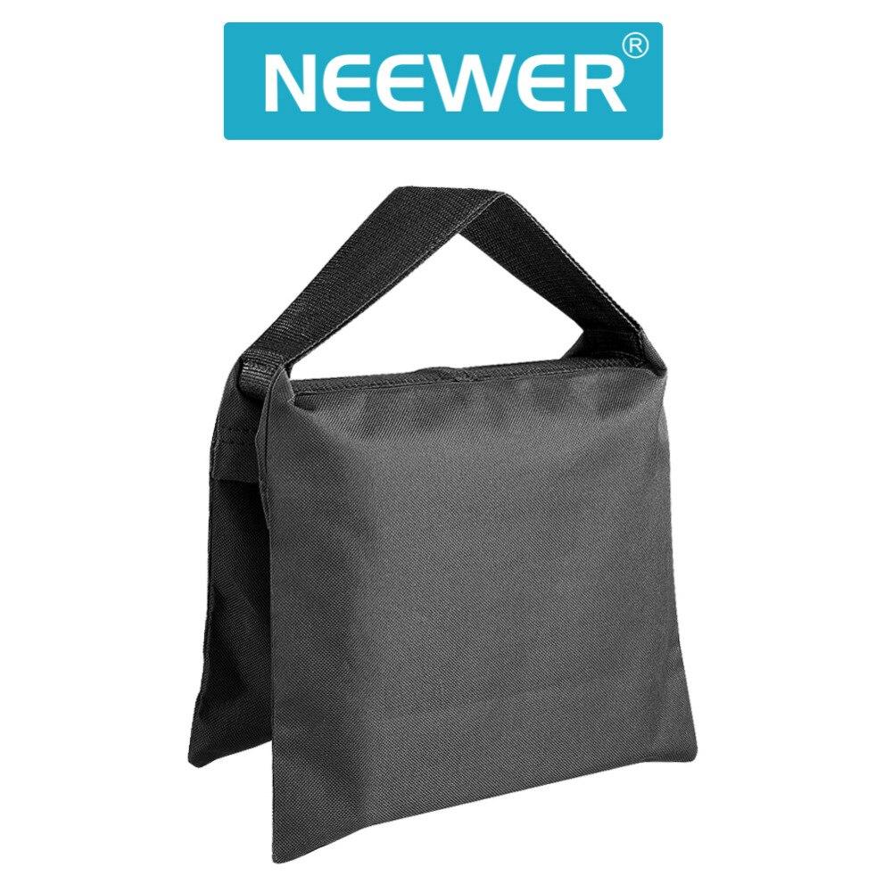 Neewer Heavy Duty Photographic Sandbag Studio Video Sand Bag for Light Stands, Boom Stand, Tripod -4 Packs Set стоимость