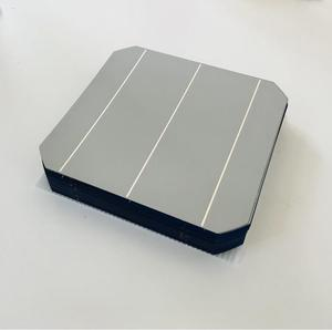 Image 3 - ALLMEJORES 25pcs Monocrystalline solar cell 0.5V 4.8W Grade A Type 156mm Photovoltaic panel cell  diy 120W 12V Mono solar panel