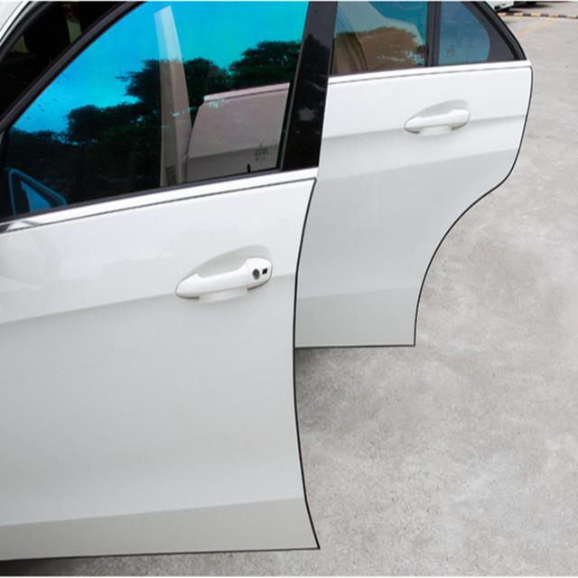 Meter U Type Car Door Edge Scratch Guard Protector Strip Car Styling For Ford Mondeo