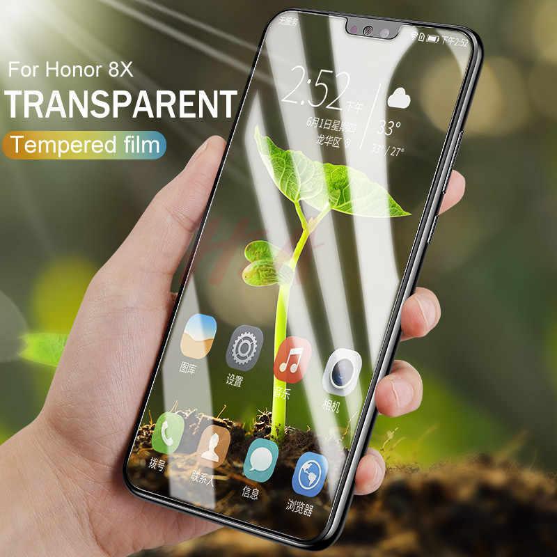 H & A 2 шт полное покрытие из закаленного стекла для huawei Honor 8X8 9 Lite, защитное стекло, пленка для huawei Honor 8 9 10, защита экрана
