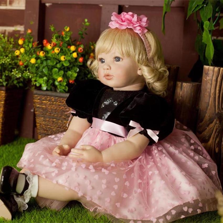 22 adora baby born doll high grade soft vinyl princess girl doll toy gift