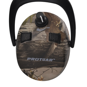 Image 2 - Protear Electronic Ear Protection Shooting Hunting Ear Muff Print Tactical Headset Hearing Ear Protection Ear Muffs for Hunting