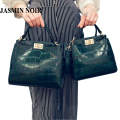 crossbody bags for women New women Messenger bag crocodile leather mini cat shoulder bag handbag sac a main femme de marque