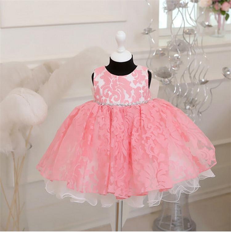 Ver vestidos de fiesta para bebes