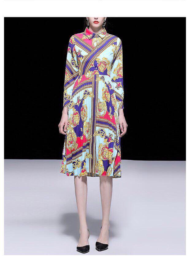 De Robe Nouvelle Célèbre Partie Printemps Femmes Qualité Style Européenne Luxe 2019 Supérieure Design Hfa0268 Mode 8ERZwq