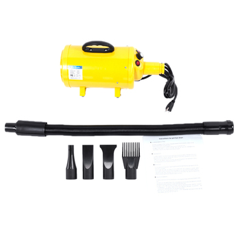 120V 2800W Portable Dog Dryer Cat Pet Grooming Dryer US Standard Rechargeable Dog Hair Dryer SKU68592639