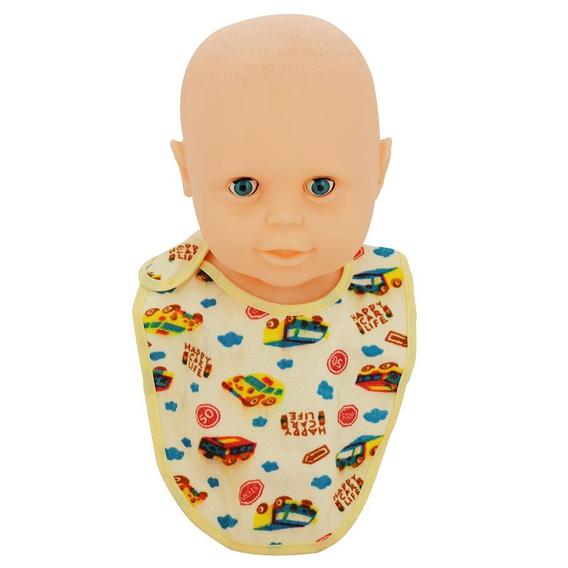 1Pcs Baby Bibs Feeding Stuff Boy Toddler Accessories For Newborns Cover Saliva Saliva Towel