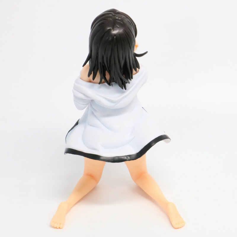 Greve The Blood Anime Figuras de Ação Sexy Nua Meninas Kawaii Himeragi Yukina Peito Grande Peito Adulto Brinquedos Bonecas Modelo de Animação