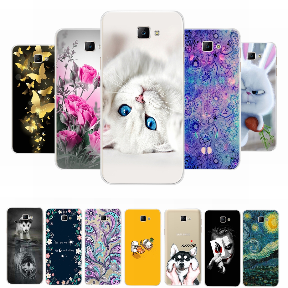 <font><b>Phone</b></font> <font><b>Case</b></font> For <font><b>Samsung</b></font> <font><b>Galaxy</b></font> <font><b>A3</b></font> A5 2016 <font><b>2017</b></font> <font><b>Cases</b></font> Coque Soft Silicone TPU Cute Cat Painted Back Cover For <font><b>Samsung</b></font> A 3 A 5 <font><b>Case</b></font> image