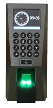 Free Software Fingerprint Access Control F18 Fingerprint for Door Entry security System Biometric Reader
