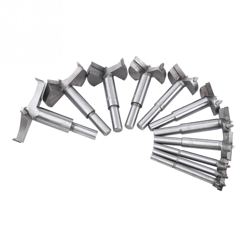 Cemented Carbide Forstner Drill Bit Woodworking Boring