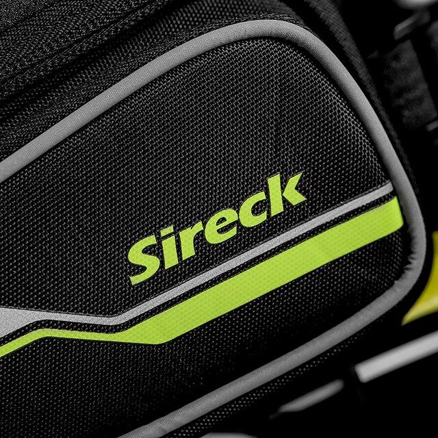 Sireck VTT Vélo Sac 6 4