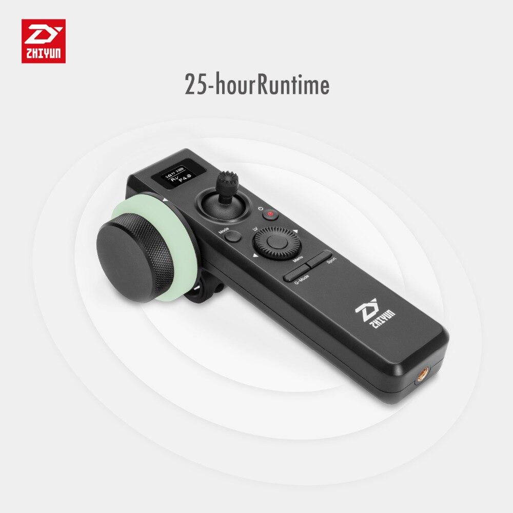 Zhi Yun Kran 2 Fernbedienung Mit Bewegungssensor Follow Focus Gimbal Zhiyun Crane Servo Mechanical Crane2 Folgen Fokus Features
