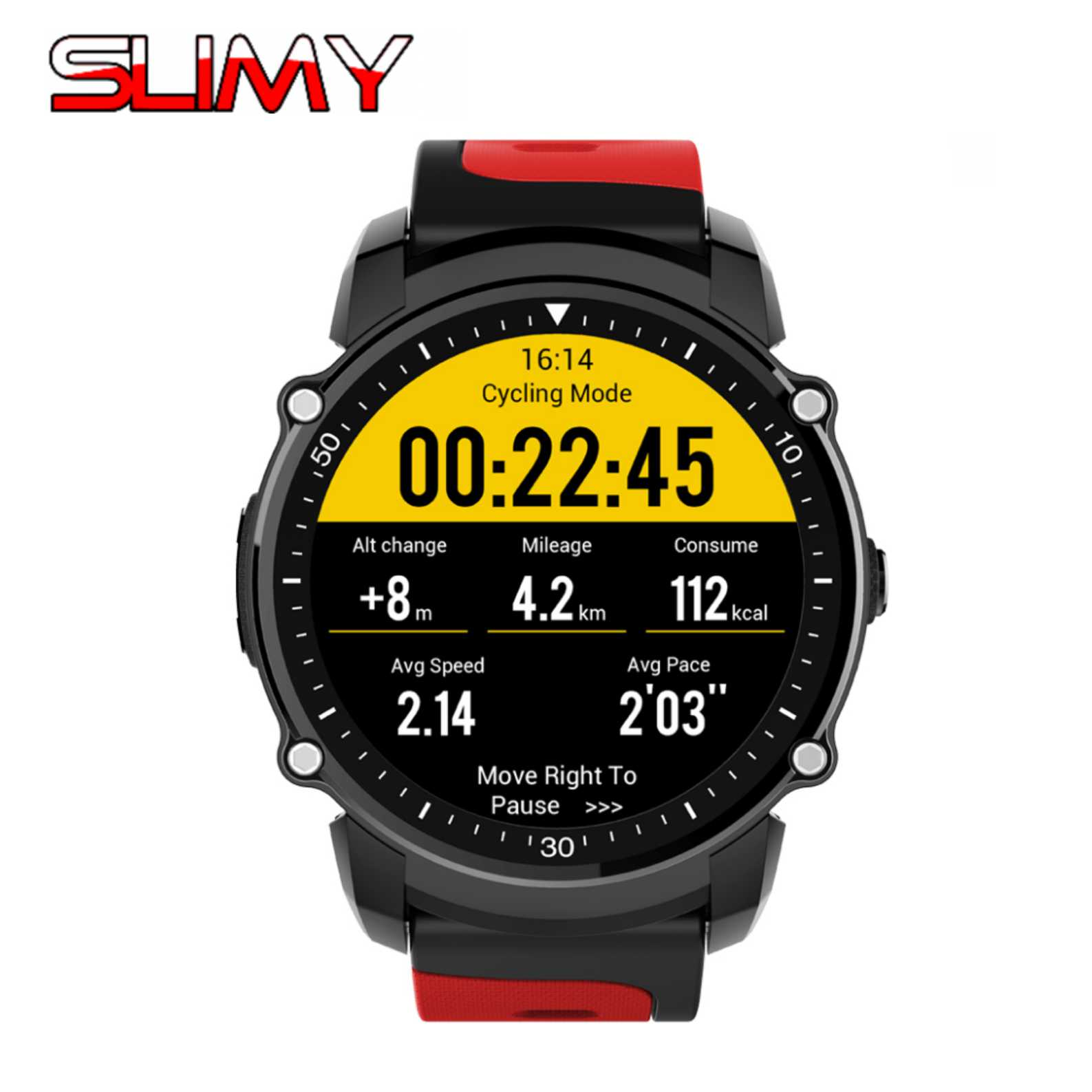 Slimy Smart Watch Waterproof IP68 FS08 Smartwatch Support Heart Rate Monitor Bluetooth Wristwatch For Apple Huawei IOS Android new bluetooth smart watch 42mm iwo smart watch generation smartwatch for ios apple iphone samsung huawei xiaomi android phone