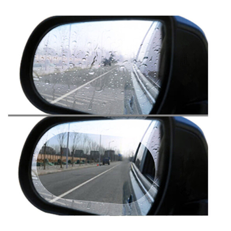 Image 5 - 2Pcs Car rearview mirror waterproof and anti fog film For Mazda 2 5 8 Mazda 3 Axela Mazda 6 Atenza CX 3 CX 4 CX 5 CX5 CX 7 CX 9-in Car Tax Disc Holders from Automobiles & Motorcycles