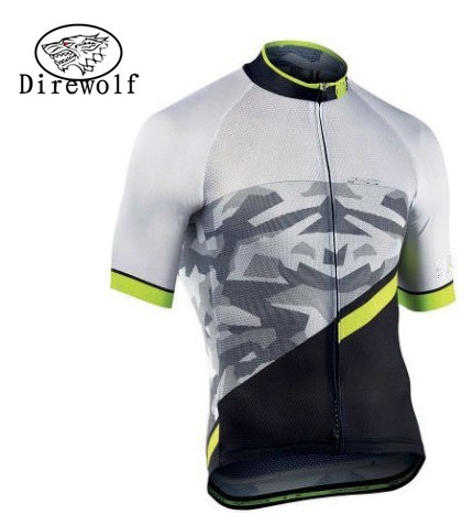 db13cec3b DW 2017 Short Cycling Jersey Dire wolf Cycling Clothing Ropa Ciclismo Men  bike Bicycle Mtb Road Riding Kit Wear Maillot