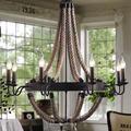 Vintage Hemp Rope Pendant Light Industrial  Lampara Vintage De Techo Rope Lamp Lamparas Colgantes Lampadario Lamparas De Techo