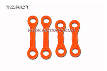 Tarot 450 Sport parts TL45105-02 Ball Link A/B Orange Tarot 450 RC Helicopter Spare Parts FreeTrack Shipping