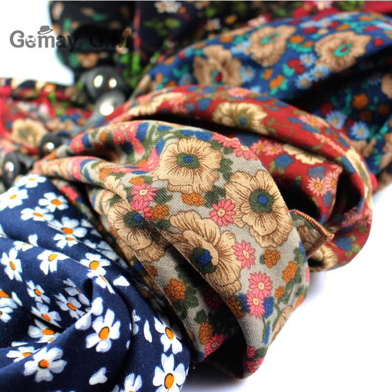 Bufanda con estampado Vintage para hombre, bufandas de algodón de estilo británico para hombres y mujeres, lujosa plaza de bolsillo de otoño e invierno para fiesta, pañuelo Causal