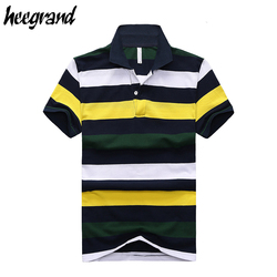 Polo shirt for men 2017 new arrival contrast color striped classic breathable business turn down collar.jpg 250x250