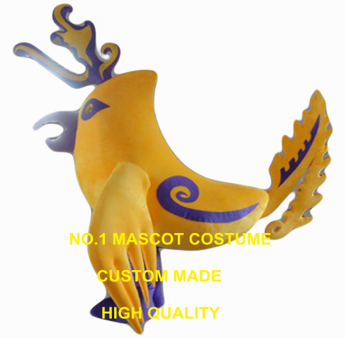 newly customized phoenix cartoon mascot costume adult size hot sale holy birds theme anime cosplay costumes carnival fancy 2632