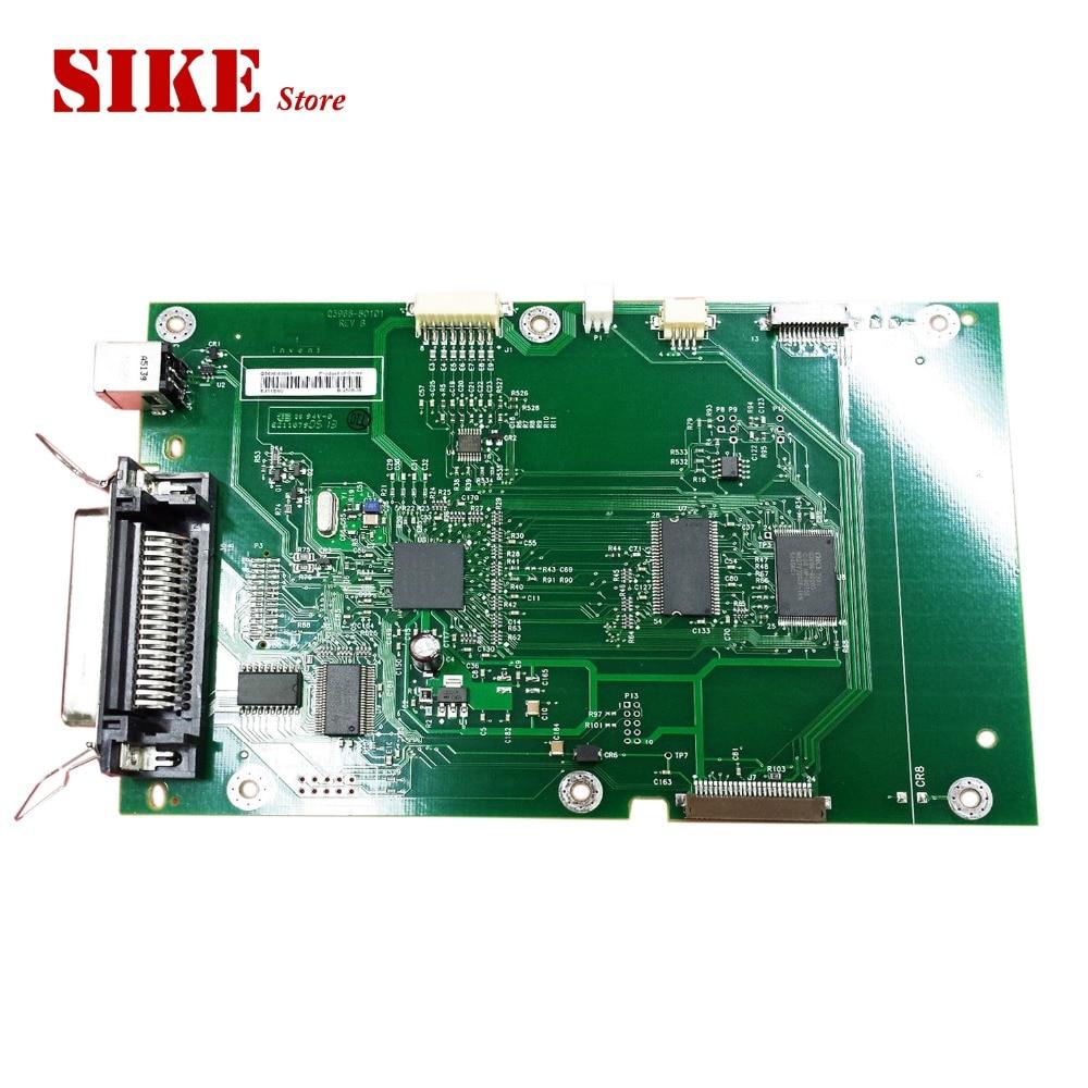 Q3698-60001 Logic Main Board Use For HP LaserJet 1160 HP1160 Formatter Board Mainboard ce832 60001 mainboard main board for hp laserjet m1213 m1212 m1213nf m1212nf 1213 1212 printer formatter board