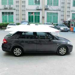 320x220cm Fernbedienung Automatische Auto Sonnenschirm Zelt Dach Abdeckung Anti-Uv Heißer Schutz Outdoor Protector Sonnenschutz Sommer