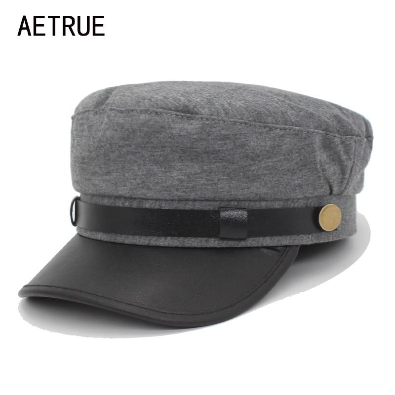 Compra faux leather top hats y disfruta del envío gratuito en AliExpress.com df530f0ff81