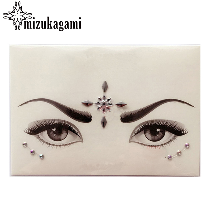 Acrylic Resin Drill Stick Bindi Sticker Handpicked Bohemia