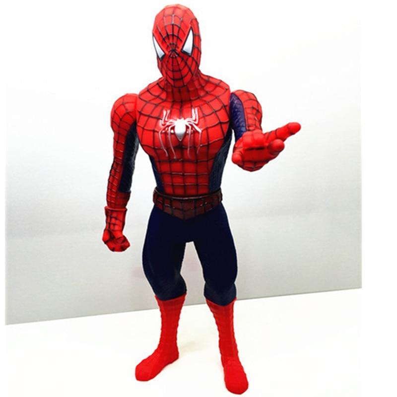 18 Inch Spider Man 2 Toy : The amazing spider man movie spiderman soft plastic
