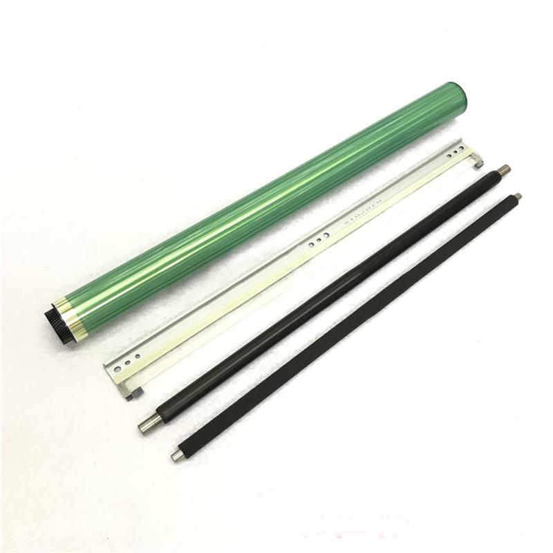 все цены на 4X/set OPC Drum/1pc+Drum Cleaning Blade/1pc+PCR/1pc+PCR Cleaning Roller/1pc for Konica Minolta C308 C358 C258 онлайн