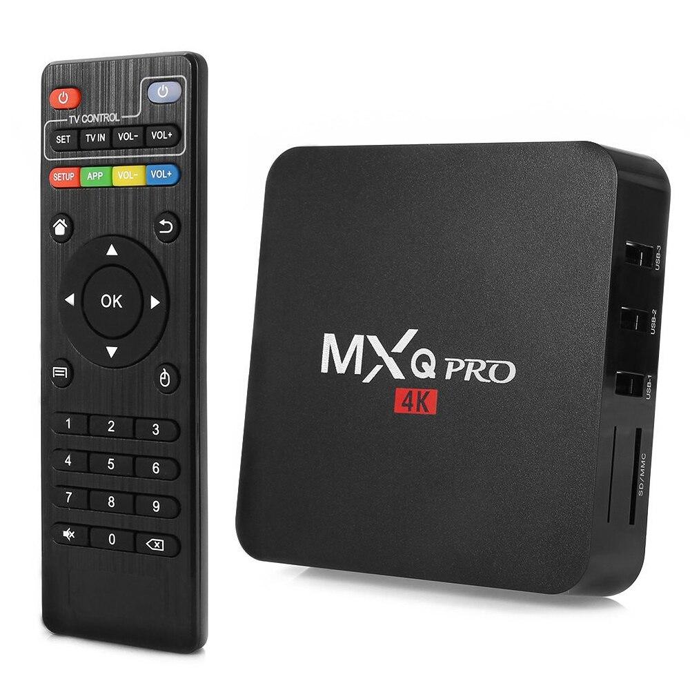 MXQ Pro 4K S905 Quad Core font b Android b font 5 1 HD font b