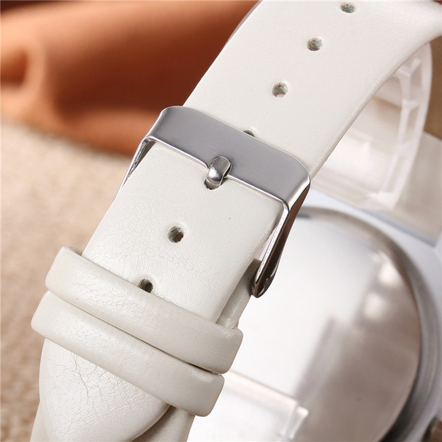NEW Casual Checkers Faux Leather Quartz Analog Wrist Watch Luxury pulseira relogio feminino Ladies women watches relogio 30Q