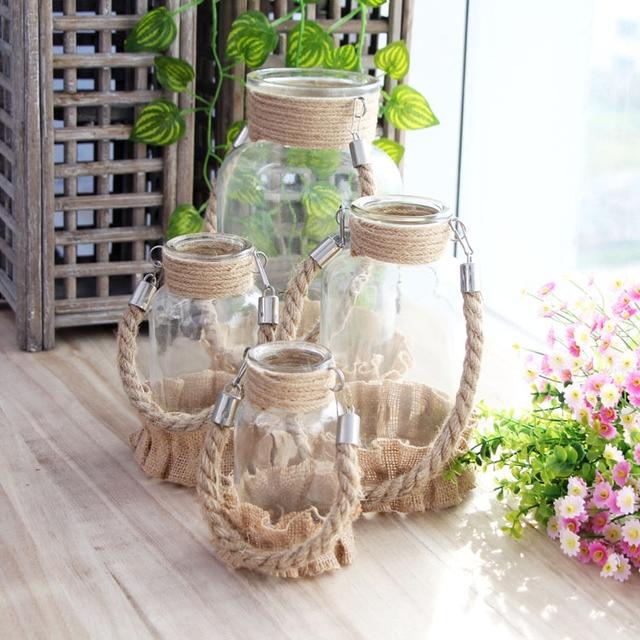 Aliexpress Buy Sibaolu Chic Creative Wedding Centerpiece Vase