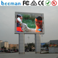 High quality P10 mobile led advertising board, P6 truck mobile advertising led display, p8 mobile led display UL CE Leeman
