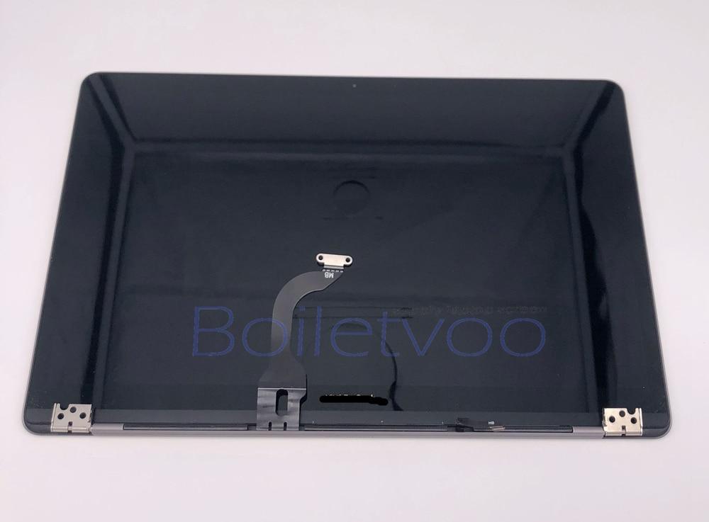14 moniteur LCD Écran Capot Arrière Charnières Assemblée Complet Pour Asus ZenBook 3 v Deluxe UX490 UX490UA UX490UAR panneau En Verre