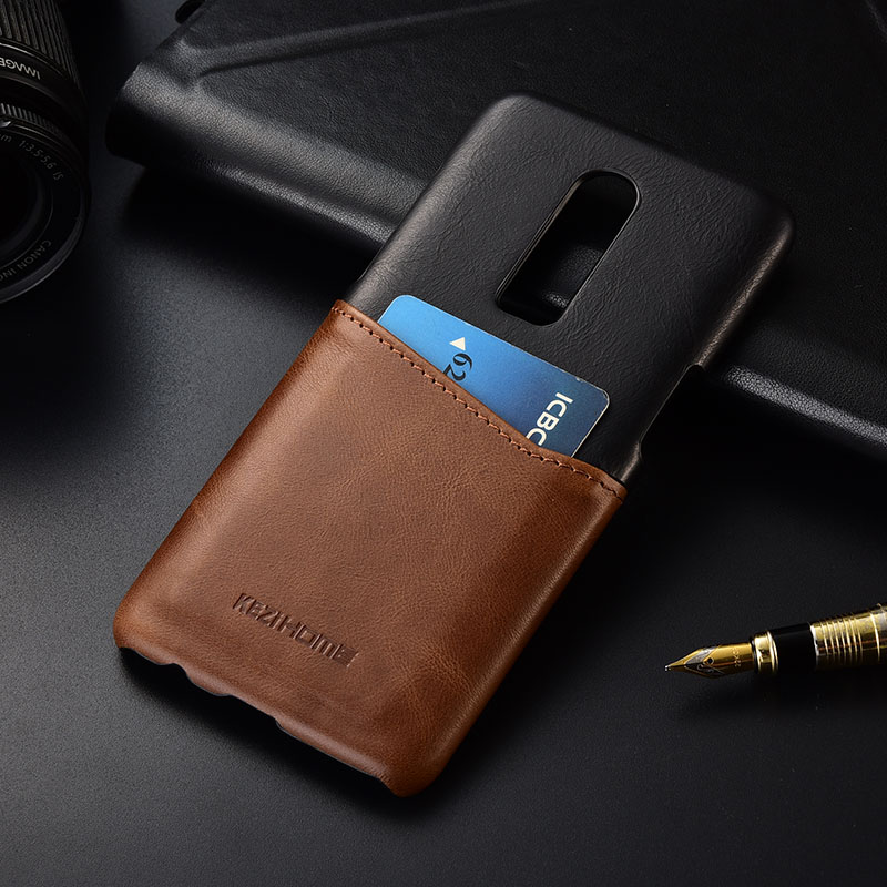 Oneplus <font><b>6</b></font> <font><b>case</b></font> 100% original Genuine Leather <font><b>official</b></font> cover shell protective <font><b>case</b></font> oneplus6 earphone <font><b>one</b></font> <font><b>plus</b></font> <font><b>6</b></font> coque image