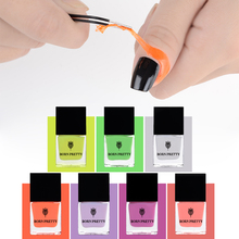10ml Born Pretty Odor Free L Off Nail Art Latex Cuticle Guard Liquid Tape Random Color
