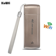 Universal Portable 100Mbps 4G Car Wireless WIFI Router USB LTE Modem 4G WiFi Router With SIM Card Dongle LTE Car Modem Router