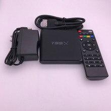 Populaire Android TV Box T95X Media Player 1 GB/2 GB DDR3 RAM 8 GB/16 GB ROM Amlogic S905X Quad Core Set Top Box WiFi Smart Box 1 Pcs