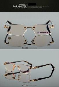 Image 2 - CLARAVIDA Royal Luxury Men women unisex diamond cutted stylerish commercial dignity special reading glasses+1 +1.5 +2 +2.5 +3