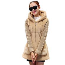 Fur sweater coat online shopping-the world largest fur sweater