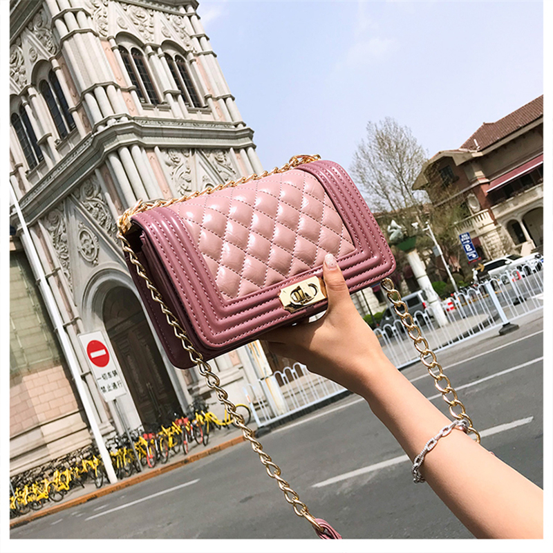 Luxury Handbags Women Bags Designer Brand PU Leather Messenger Small Shoulder Crossbody Bags For Women 2018 bolsa feminina ...
