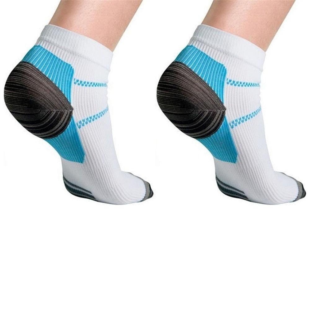 New 2 Foot Compression Sock For Plantar Fasciitis Heel Spurs Pain  Sock