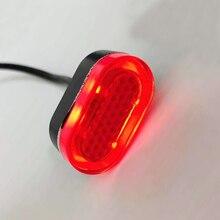 Головной светильник s сзади светодиодный для Xiaomi M365 электрический скутер Водонепроницаемый велосипедный прицеп светильник s измельчитель поворотного тормоза задние светильник