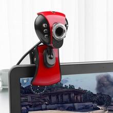 Kebidu Digital USB 50M Mega Pixel Webcam Computer HD Web Camera With M