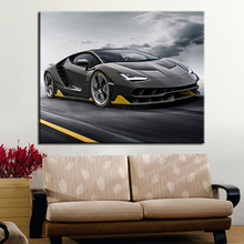 Popular By Numbers DIY Digital Oil Painting Runway Cars On Canvas Wall Art Modular Abstract Pictures Home Decoration Framework