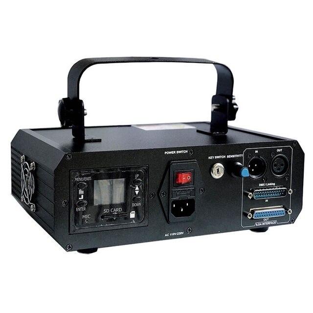 2018 1w Rgb Full Color Outdoor Laser Animation Dj Lighting Equipment 1 Watt