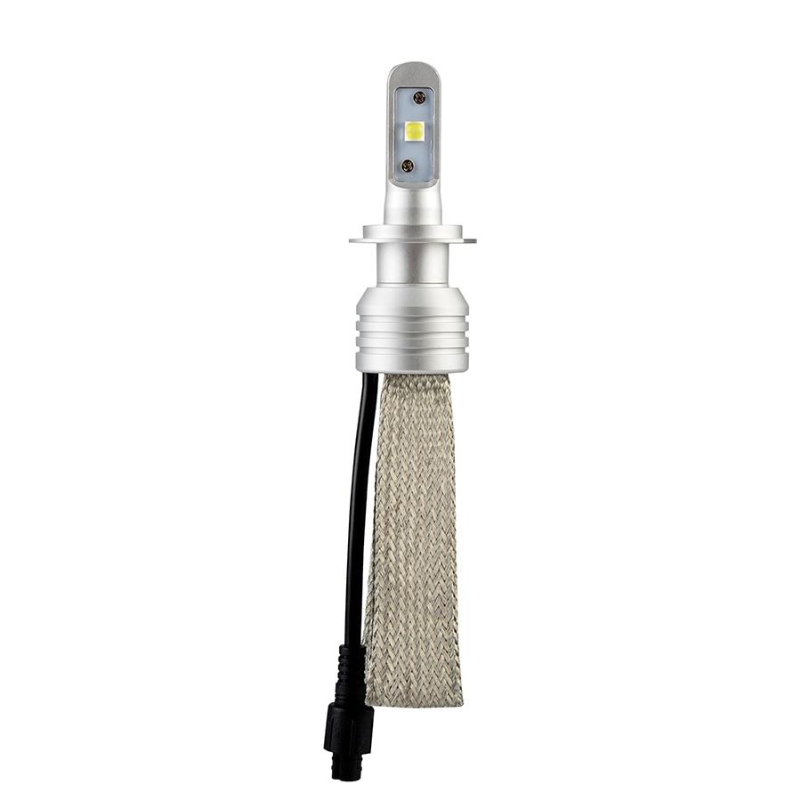 2017 New Car led headlight H7 LED H11 9005/HB3 9006/HB4 9012 Car COB LED Headlamp Bulb car light source front Light 6000K yika cob led car headlight h4 h7 9005 h11 auto bulb headlamp 6500k light for car styling
